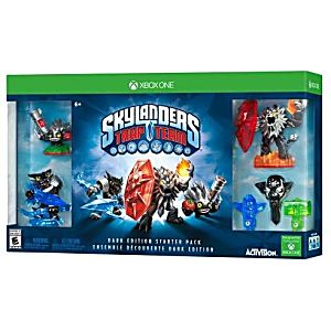 Skylanders Trap Team Dark Edition: Starter Pack