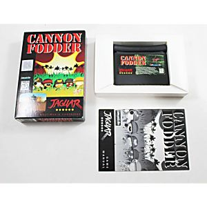 Cannon Fodder - Atari Jaguar Complete Game