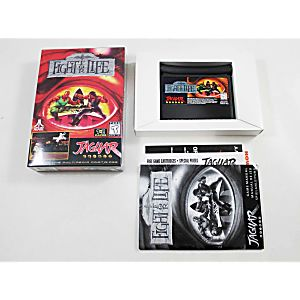 Fight for Life - Atari Jaguar Complete Game