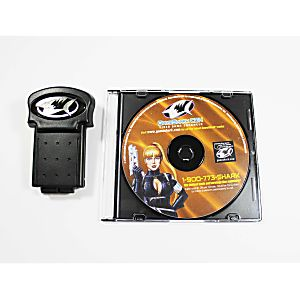 Dreamcast Gameshark CDX