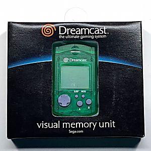 NEW Sega Dreamcast VMU Visual Memory Card
