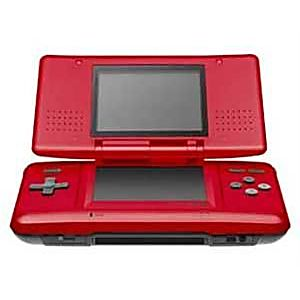 Nintendo DS System - Red