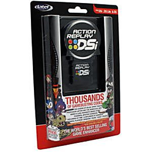 DSI ACTION REPLAY DEVICE DRIVER