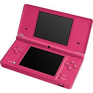 Nintendo DSi System - Hot Pink