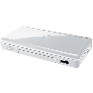Nintendo DS Lite Polar White System - Discounted