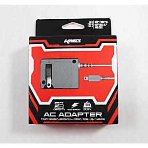 New AC Adapter for DSi / DS XL / 2DS / 3DS