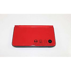 Nintendo DSi XL System -Super Mario Bros 25th Anniversary Edition