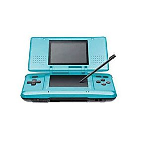 Used Original Nintendo DS System - Ice Blue - Discounted