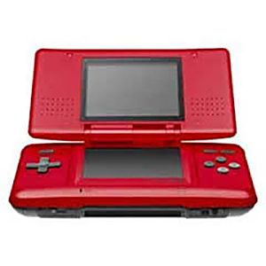 Used Original Nintendo DS System - Red - Discounted