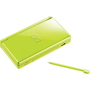 Nintendo DS Lite Lime Green System - Discounted