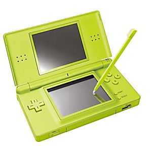 Nintendo DS Lite - Lime Green System