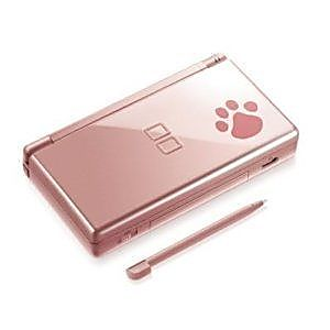 nintendo ds lite pink nintendogs system discounted