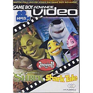 Shrek and Shark Tale Videos
