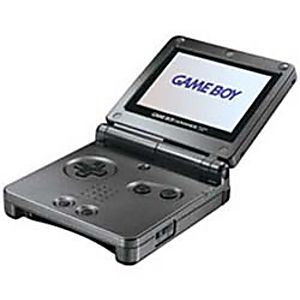 Graphite Game Boy Advance SP System - Discounted