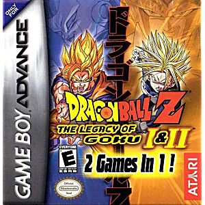 Dragon Ball Z The Legacy of Goku I & II