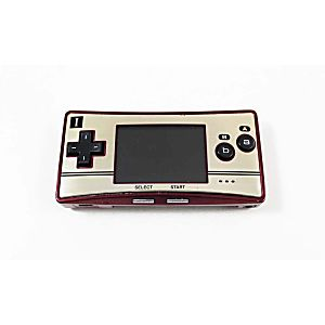 Game Boy Micro - 20th Anniversary Edition System