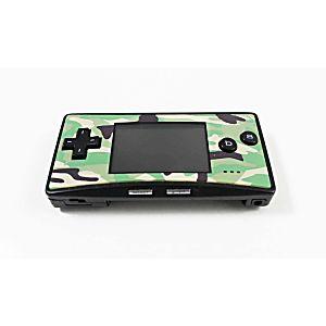 Game Boy Advance Micro System - Camo