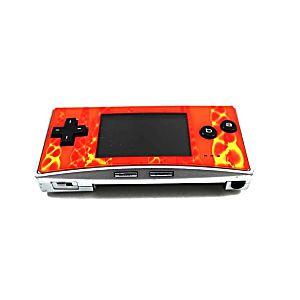 Game Boy Advance Micro System - Flames