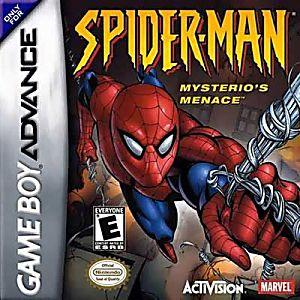 Spiderman Mysterio's Menace