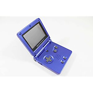 Cobalt Game Boy Advance SP System - Discounted