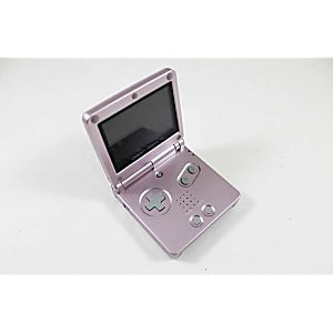 PEARL PINK NINTENDO GAME BOY ADVANCE SP HANDHELD SYSTEM - Discounted
