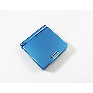 Surf Blue Game Boy Advance SP System - Discounted