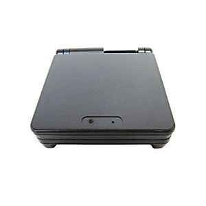 Game Boy Advance SP Replacement Housing - Onyx Black