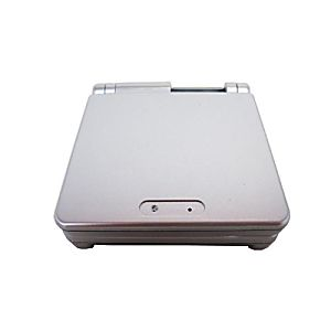 Game Boy Advance SP Replacement Housing - Platinum Silver