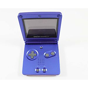 Cobalt Game Boy Advance SP System