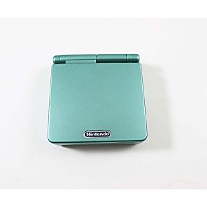 Mint Pearl Green Game Boy Advance SP System