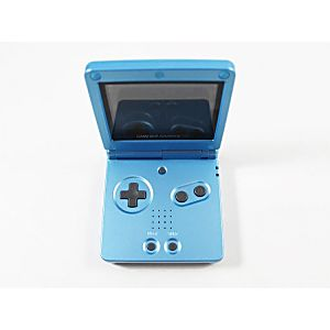 Surf Blue Game Boy Advance SP System