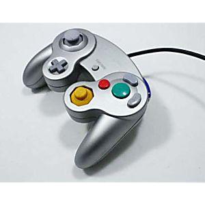 Original Nintendo Gamecube Controller - Silver