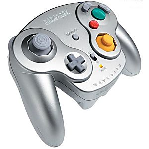 Wavebird Wireless Controller (Platinum)