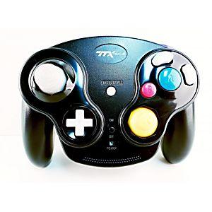 Wavedash Gamecube Wireless Controller (Black)