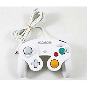 Original White Nintendo Gamecube Controller (used)