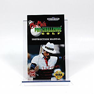 Manual - Chi Chis Pro Challenge Golf