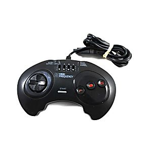 Used Sega Genesis High Frequency 3 Button Controller