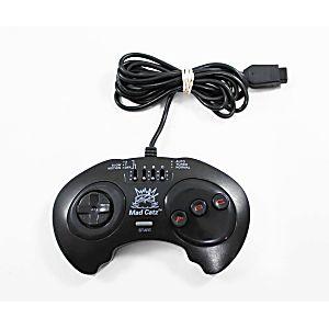 Sega Genesis Mad Catz 3 Button Turbo Controller