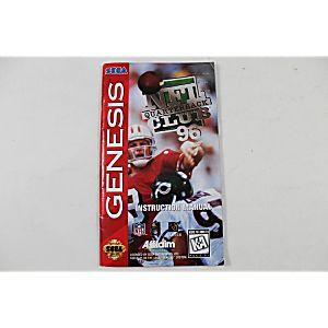 Manual - Nfl Quarterback Club 96 - Sega Genesis