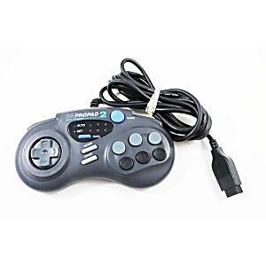 Sega Genesis SG ProPad 2 Controller