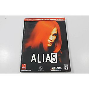 ALIAS OFFICIAL STRATEGY GUIDE (PRIMA GAMES)