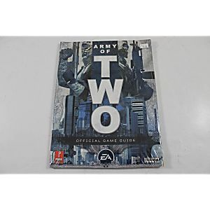 ARMY OF TWO OFFICIAL GAME GUIDE (PRIMA GAMES)