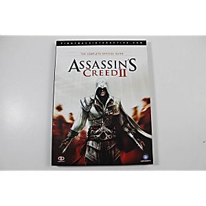 ASSASSINS CREED II  THE COMPLETE OFFICIAL GUIDE