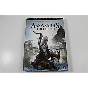 ASSASSIN'S CREED III COMPLETE OFFICIAL GUIDE