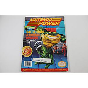 Nintendo Power Volume 49: Battletoads and Double Dragon