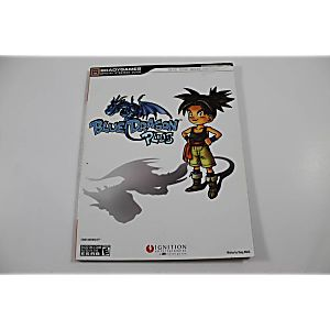 BLUE DRAGON PLUS OFFICIAL STRATEGY GUIDE (BRADY GAMES)
