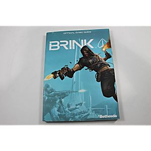 BRINK OFFICIAL GAME GUIDE