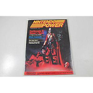 NINTENDO POWER: CASTLEVANIA II SIMON'S QUEST SEPT/OCT 1988