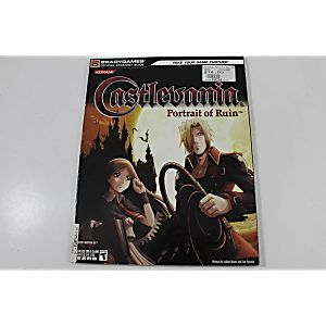 CASTLEVANIA: PORTRAIT OF RUIN OFFICIAL STRATEGY GUIDE (BRADY GAMES)