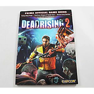 DEAD RISING 2 OFFICIAL GAME GUIDE (PRIMA GAMES)